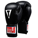 TITLE Classic CTSGV2 Leather Elastic Training Gloves 2.0