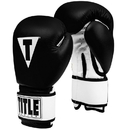 TITLE Boxing TSBG2 Premier Leather Super Bag Gloves 2.0