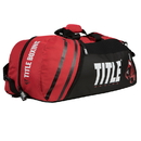 TITLE Boxing TBAG25 World Champion Sport Bag/Back Pack 2.0