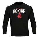 TITLE Boxing KTA7 Pocket Crew Fleece