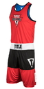 TITLE Boxing RTABS4 Reversible Aerovent Elite Amateur Boxing Set 4