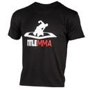 TITLE MMA MMAT1 Beat Down Tee