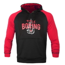 TITLE Boxing TB161 Hanging Gloves Hoody