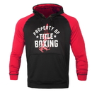TITLE Boxing TB162 Property Of Hoody
