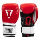TITLE Boxing LPTG Premium Leather Performance Training Gloves