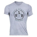 TITLE Boxing TBPT23 Rock Steady Boxing Tee