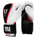 TITLE Boxing AABGS Aerovent Amaze Leather Super Bag Gloves