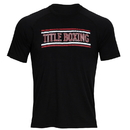 TITLE Boxing TBCT118 Border Wicking Tee