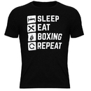 TITLE Boxing TBTS180 Sleep Eat Boxing Repeat