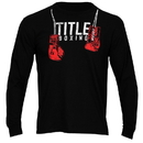 TITLE Boxing TBLST8 Hanging Gloves Long Sleeve Tee