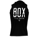 TITLE Boxing THD20 Sleeveless Performance Hoodie