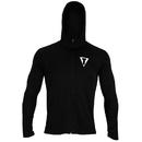 TITLE Boxing KTA15 French Fleece Zip Box Hoody