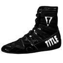 TITLE Boxing TBS17 Velocity KO Boxing Shoes