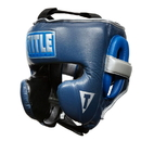 TITLE Boxing RYHG Royalty Leather Training Headgear