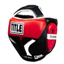 TITLE Boxing ESCHG GEL E-Series Full Coverage Headgear