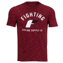 Fighting FSTS14 Distressed Tee
