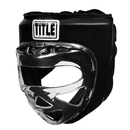 TITLE Boxing TFSHG2 Faceshield No-Contact Headgear 2.0