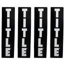 TITLE Boxing OSCC3S Jumbo Corner Cushions V3.0 - Set Of 4