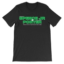 TITLE Boxing TLGCY157 Official Porter Vs Spence Event Tee