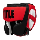 TITLE Select Leather Sparring Headgear