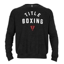 TITLE Boxing Unisex Fleece Sweatshirt