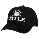 TITLE Boxing Old School Adjustable Cap
