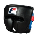 Fighting Freedom Leather Sparring Headgear