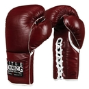 TITLE Old School Leather Sparring Gloves