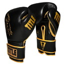 TITLE Boxing Roberto Duran Leather Bag Gloves