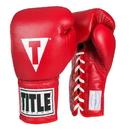 TITLE Boxing ACGS Amateur Lace Competition Gloves