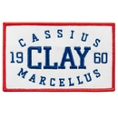 Muhammad Ali Cassius Clay in the 60's Boxing Trunks Patch