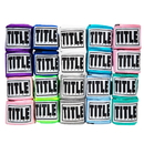 TITLE Boxing ASMHW10 Semi-Elastic Assorted Hand Wraps (10 Pack)