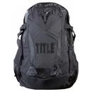 TITLE Black BKBAG1 Besieged Back Pack