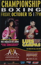TITLE Boxing FPOST108 St. John And Campas Poster