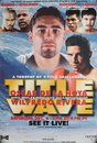 TITLE Boxing FPOST21 De La Hoya vs Rivera Poster