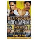 TITLE Boxing FPOST27 De La Hoya vs Campas Poster