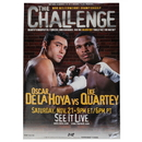 TITLE Boxing FPOST32 De La Hoya vs Quartey Poster