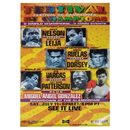 TITLE Boxing FPOST38 Nelson/Jeija, Ruelas/Dorsey, Vargas/Patterson Poster