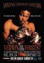 TITLE Boxing FPOST39 Forrest vs Mayorga Poster