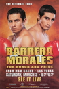 TITLE Boxing FPOST3 Barrera vs Morales Mgm Poster