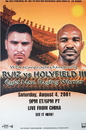 TITLE Boxing FPOST56 Ruiz vs Holyfield Poster