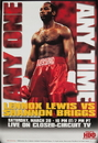 TITLE Boxing FPOST71 Lewis vs Briggs Poster