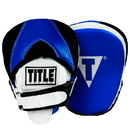 TITLE Boxing FPPM BL/BK TITLE Flurry Micro Pro Punch Mitts