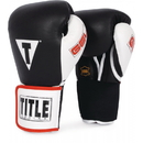 TITLE GEL GTWGE World Elastic Training Gloves