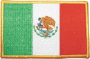 TITLE Boxing P 2 Mexico Flag Patch