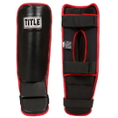 TITLE MMA PGSH1 Performance Grappling Shin Guards