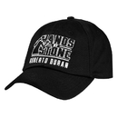 TITLE Boxing RDTCAP2 BK/BK Roberto Duran Fitted Hands of Stone Cap
