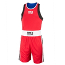 TITLE Boxing RTABS3 Reversible Aerovent Elite Amateur Boxing Set 3