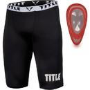 TITLE Boxing TB119 Pro Compress Shorts & Pro Flex Cup