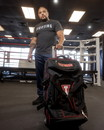 TITLE Boxing 3-N-1 Colossal Trolley Bag